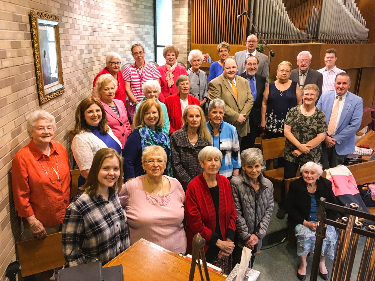 Adult Choir – 2018