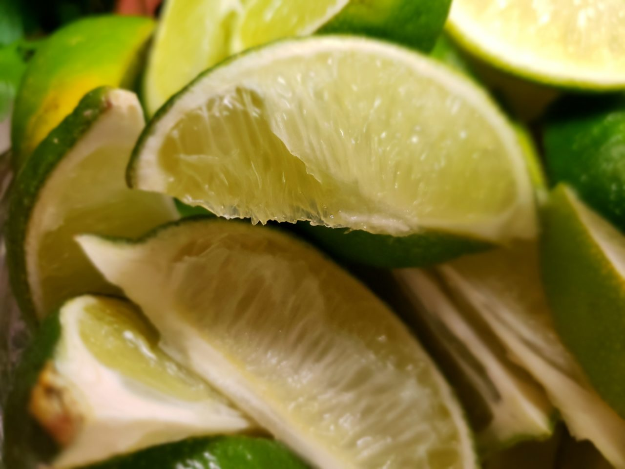 Zesty lime for specials